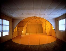 le parcour de georges rousse et l 39 exposition urbi orbi nancy. Black Bedroom Furniture Sets. Home Design Ideas