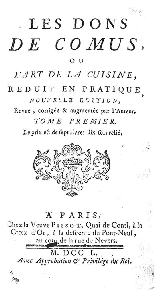 art de la cuisine francaise au xixe s